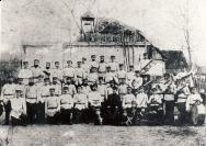 Członkowie Ochotniczej Straży Ogniowej_1