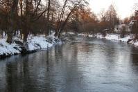 Rzeka Warta zimą_3