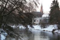 Widok z kładki zimą_1