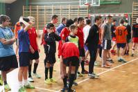 Turniej piłki nożnej o puchar wójta dla rocznika '99 i młodszych