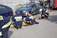 Ćwiczenia ratownicze OSP Osjaków